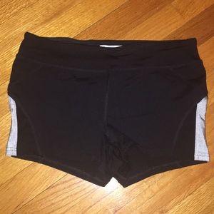EUC Mesh Side Athletic Shorts